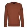 Patagonia M' S TRAIL HARBOR CREWNECK SWEATSHIRT Männer - Sweatshirt - SISU BROWN