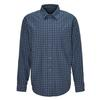 Patagonia M' S L/S PIMA COTTON SHIRT Männer - Outdoor Hemd - PRIME: WOOLLY BLUE