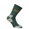 Alpacasocks ALPACASOCKS 3-PACK BEAR Unisex - Wintersocken - GLOBE GREEN/NATURAL