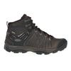Keen VENTURE MID LEATHER WP Männer - Hikingstiefel - MULCH/BLACK