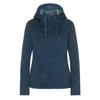Mammut CHAMUERA ML HOODED JACKET WOMEN Frauen - Fleecejacke - WING TEAL