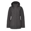 Schöffel INSULATED JACKET SEDONA2 Frauen - Winterjacke - ASPHALT