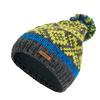 Barts LOG CABIN BEANIE KIDS Kinder - Mütze - DARK HEATHER