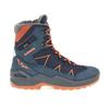 Lowa JONAS GTX Kinder - Winterstiefel - BLAU/ORANGE