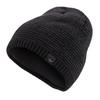 Sealskinz WATERPROOF COLD WEATHER REFLECTIVE BEANIE Unisex - Mütze - BLACK