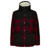Fjällräven GREENLAND RE-WOOL JACKET M Männer - Winterjacke - RED-BLACK