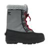 Sorel CHILDRENS CUMBERLAND Kinder - Winterstiefel - CITY GREY, COAL