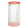 FRILUFTS STUFFBAG MESH - Packbeutel - MANDARIN RED