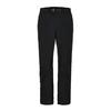 Tierra BACK UP PANT GEN.3 W Frauen - Regenhose - BLACK
