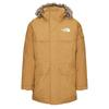The North Face MCMURDO PARKA Männer - Daunenjacke - BRITISH KHAKI