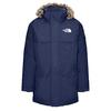 The North Face MCMURDO PARKA Männer - Daunenjacke - MONTAGUE BLUE
