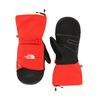 The North Face SUMMIT BELAY MITT Unisex - Handschuhe - FIERY RED