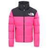 The North Face Y RETRO NUPTSE JKT Kinder - Daunenjacke - MR. PINK