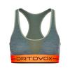 Ortovox 185 ROCK' N' WOOL SPORT TOP W Frauen - Sport BH - GREEN FOREST BLEND