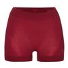 Ortovox 120 COMP LIGHT HOT PANTS W Frauen - Funktionsunterwäsche - DARK BLOOD