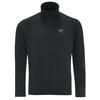 Arc'teryx KYANITE LT JACKET MEN' S Männer - Fleecejacke - BLACK
