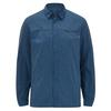 Vaude ME TURIFO LS SHIRT - Outdoor Hemd - BALTIC SEA