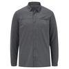 Vaude ME TURIFO LS SHIRT - Outdoor Hemd - IRON