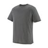 Patagonia M' S CAP COOL TRAIL SHIRT Männer - Funktionsshirt - FORGE GREY