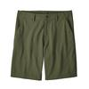 Patagonia M' S FOUR CANYON TWILL SHORTS - 10 IN. Männer - Shorts - INDUSTRIAL GREEN