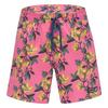 Patagonia M' S STRETCH WAVEFARER VOLLEY SHORTS - 16 IN. Männer - Badehose - SQUASH BLOSSOM: MARBLE PINK
