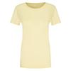 FRILUFTS WAIHO T-SHIRT Frauen - Funktionsshirt - FRENCH VANILLA