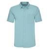 Icebreaker MENS COMPASS SS SHIRT Männer - Outdoor Hemd - WATERFALL