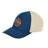 Icebreaker ICEBREAKER GRAPHIC HAT Unisex - Mütze - ESTATE BLUE/BRITAISH TAN