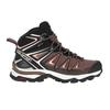 Salomon X ULTRA 3 MID GTX Frauen - Hikingstiefel - PEPPERCORN/BLACK/CORAL ALMOND