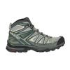 Salomon X ULTRA MID 3 AERO Frauen - Hikingstiefel - SHADOW/URBAN CHIC/BLEACHED SAN