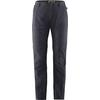 Fjällräven TRAVELLERS MT ZIP-OFF TRS W Frauen - Reisehose - DARK NAVY