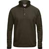 Fjällräven ÖVIK FLEECE SWEATER M Männer - Fleecepullover - DARK OLIVE