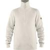 Fjällräven GREENLAND RE-WOOL SWEATER M Männer - Wollpullover - CHALK WHITE
