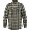 Fjällräven ÖVIK HEAVY FLANNEL SHIRT M Männer - Outdoor Hemd - DEEP FOREST