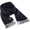 Fjällräven SOLID RE-WOOL SCARF Unisex - Schal - DARK NAVY