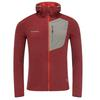 Mammut ACONCAGUA LIGHT ML HOODED JACKET MEN Männer - Fleecejacke - SPICY-TIN