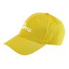 Tierra EMBROIDED ORGANIC COTTON 6 PANEL CAP Unisex - Mütze - YELLOW
