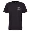 Tierra TEE M Männer - T-Shirt - BLACK (MOUNTAIN LOGO)