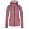 FRILUFTS ARICA HOODED FLEECE JACKET Frauen - Fleecejacke - FIG
