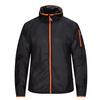 FRILUFTS LINDIS JACKET Männer - Windbreaker - EBONY