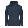 FRILUFTS STIERVA HOODED FLEECE JACKET Kinder - Fleecejacke - BERING SEA