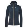 FRILUFTS ENNSKRAXN HOODED SOFTSHELL JACKET Frauen - Softshelljacke - DARK SAPPHIRE