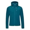 FRILUFTS ENNSKRAXN HOODED SOFTSHELL JACKET Männer - Softshelljacke - MOROCCAN BLUE