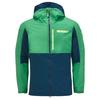 Vaude SCOPI 3L JACKET Männer - Regenjacke - APPLE GREEN