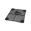 Helinox GROUND SHEET FOR CHAIR TWO Unisex - BLACK