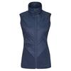 FRILUFTS JERTA VEST Frauen - Weste - DRESS BLUES