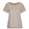 FRILUFTS NEBAJ T-SHIRT Frauen - T-Shirt - SIMPLY TAUPE