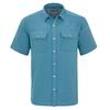 Royal Robbins COOL MESH ECO S/S Männer - Outdoor Hemd - MAUI BLUE XD