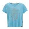 Prana CHEZ TEE Frauen - T-Shirt - AZURITE TRAVEL WELL