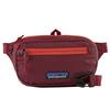 Patagonia ULTRALIGHT BLACK HOLE MINI HIP PACK Unisex - Hüfttasche - ROAMER RED